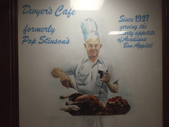 Dwyer's Cafe has gone through many locations and names