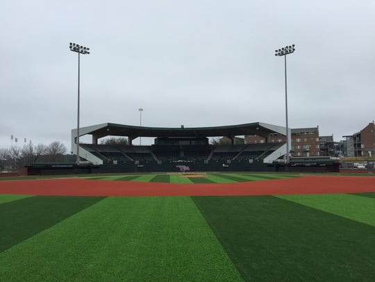 Louisiana Tech's new turf baseball field will help
