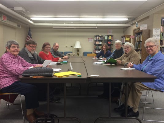 Writing Group for Seniors