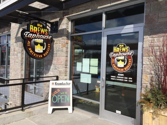 Mr. Brews Taphouse in Appleton is one of seven franchise