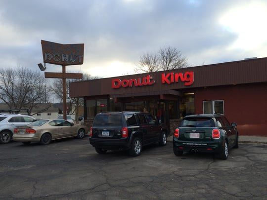 The Donut King will close March 20 to make way for new development near the intersection of Grand Avenue and First Street in West Des Monies.