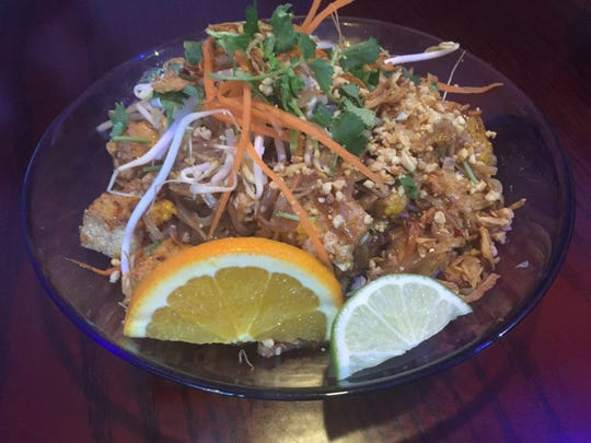 Pad Thai from Pad Thai Cafe.