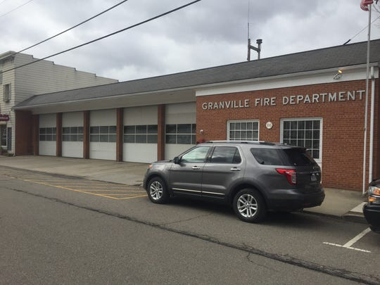 The current fire station in downtown Granville at 133 N. Prospect St. is Village of Granville property.
