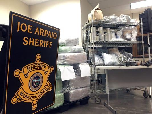 MCSO seizes $6 million in drugs