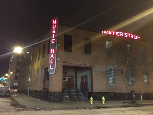 Water Street Music Hall