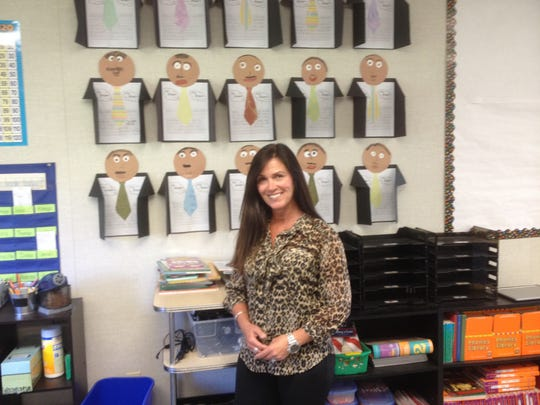 Karen Roth teaches first grade at Mission Park School