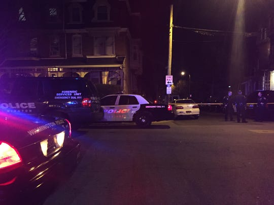 Wilmington Police are investigating the second shooting in less than a week near Tilton Park.