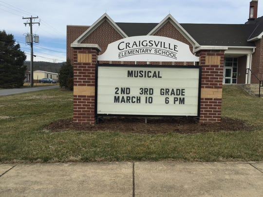 Craigsville Elementary School will not be closing soon, officials say, despite rumors to the contrary.