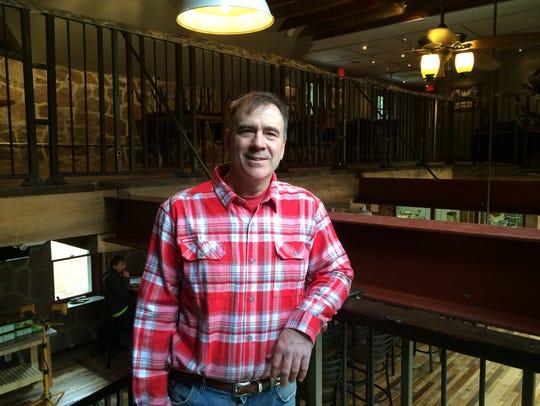 Stan Janowiak of Merrill created Sawmill Brewing Co.