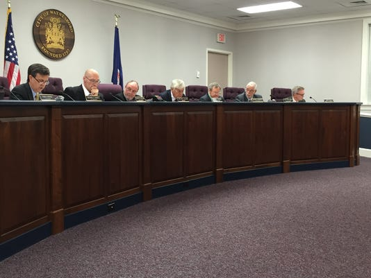 Waynesboro City Council