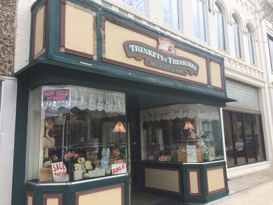 Trinkets & Treasures, 47 S. Main St., Fond du Lac