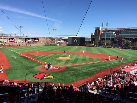 Louisville baseball Wright State