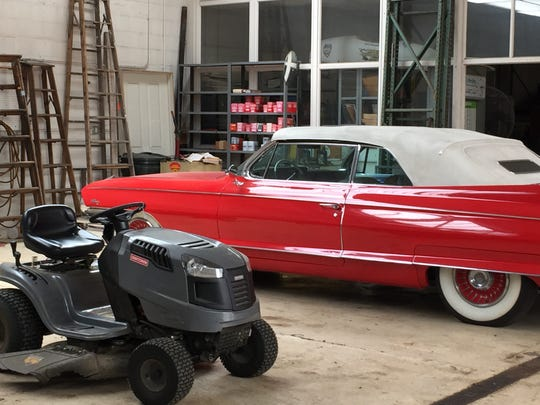 Fort's customers bring in a wide variety of vehicles and equipment for engine repairs.