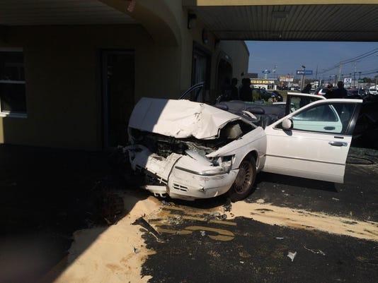 budget inn crash