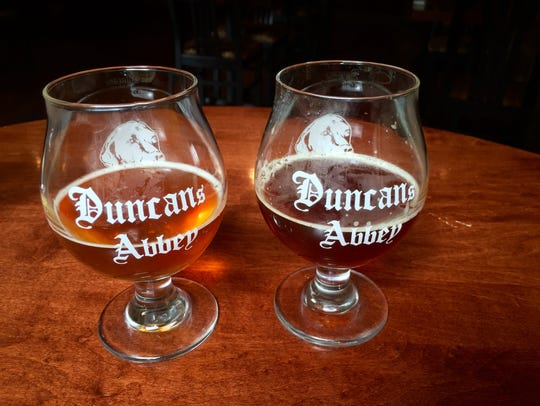 Duncan's Abbey, a craft brewery in Tarrytown, was one