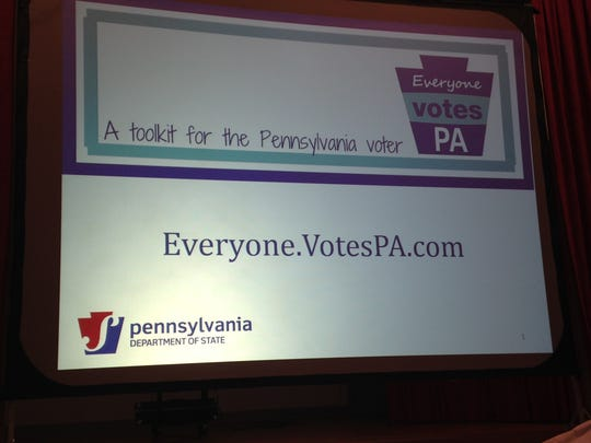Everyone.VotesPA.com has all the answers potential votes will need when it comes to registering and voting.