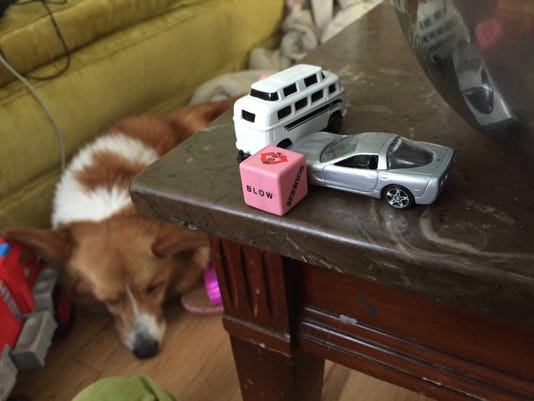 Shiloh's toys