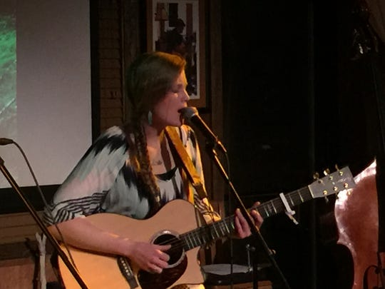 """Delaney Davis will perform music from her second release, """"Into the Woods"""" at WindRider Music Fest"""