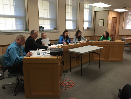 The Waynesboro School Board approved pay raises for