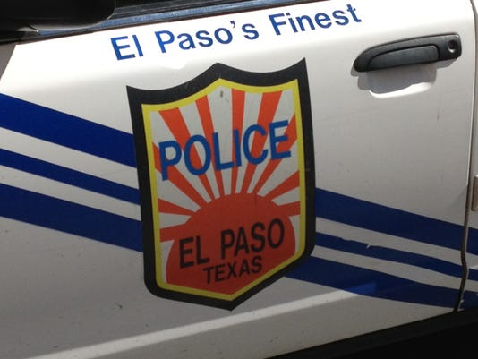 El Paso police logo
