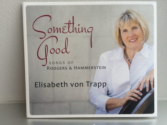 "Elisabeth von Trapp's new CD, ""Something Good: Songs"
