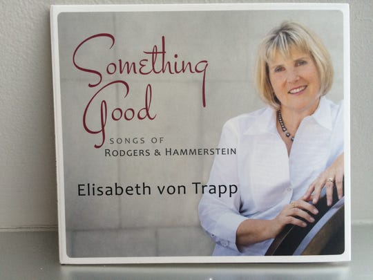 """Elisabeth von Trapp's new CD, """"Something Good: Songs of Rodgers & Hammerstein."""""""