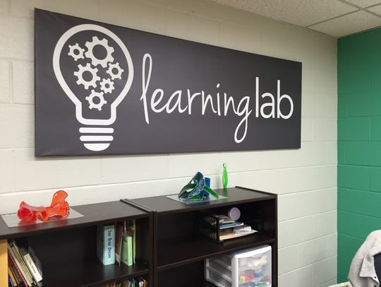 The Learning Lab at Ridgeview Christian School was