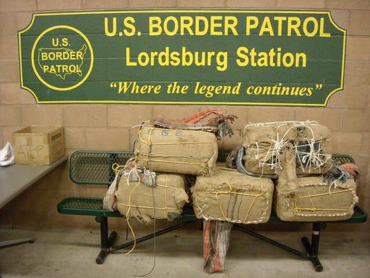 Border Patrol bust