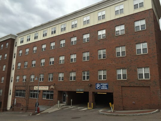 Winooski's parking garage on Cascade Way is part of the tax increment financing district intended to support downtown development, and Mayor Seth Leonard says as a public building it should be exempt from taxation.