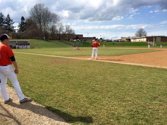 Photo: Northeastern baseball