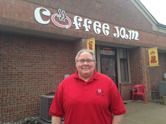 Shelby Wielock has been at the helm at Coffee Jam in