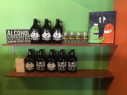 Brew Link Brewing home brewing supply shop recently