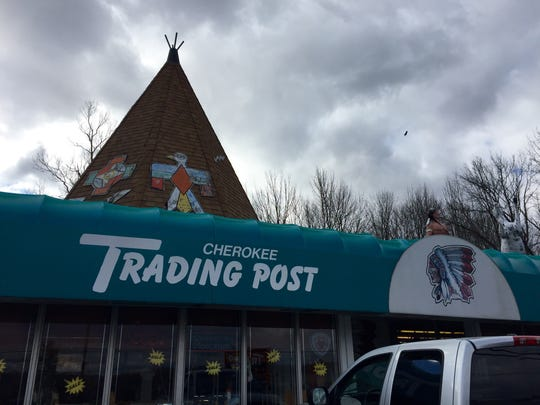Cherokee Trading Post on Route 46 in Budd Lake is closing