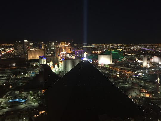 4 places for best Las Vegas views and atmosphere