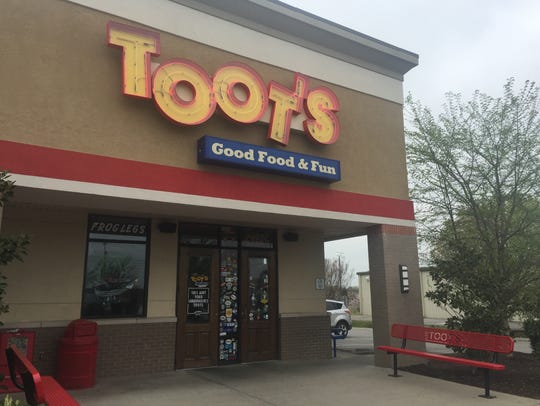 Toot's South is located at 2992 S. Church St. in Murfreesboro.