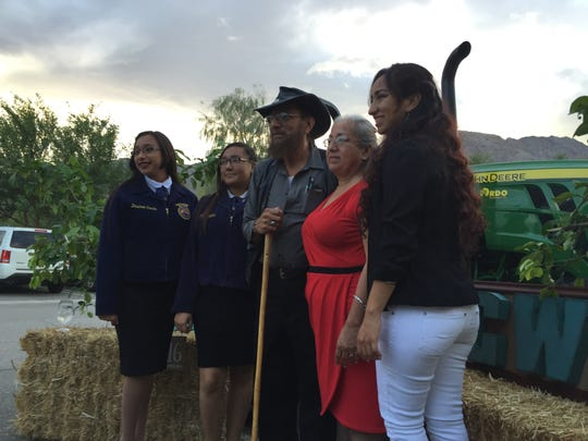 Annual Farm to Fork dinner hosted by the Coachella Valley Chapter of California Women for Agriculture on Friday, April 8, 2016 at La Quinta Country Club.