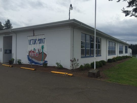 Silver Falls School District's rural Victor Point Elementary School is among the schools awarded seismic-improvement grants through Business Oregon's Infrastructure Finance Authority. The school is scheduled to receive $1,167,400.