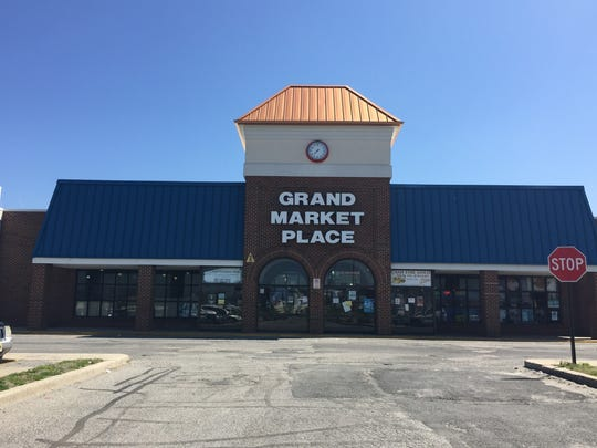 The Grand Market Place, site of many retail buisnessses  and an Amish Market section in Willingboro, welcomed  SELBUC, a social service agency for minorities, as a new tenant Friday.