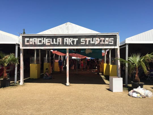 The Coachella Valley Art Scene has organized a Coachella