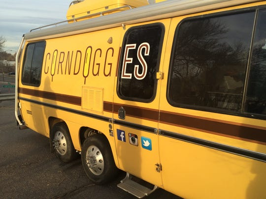 Corndoggies debuted on the Fort Collins food truck season in March,