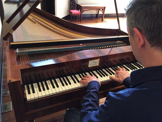 Pianist Carsten Schmidt