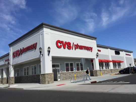 The CVS Pharmacy in Long Branch is open.