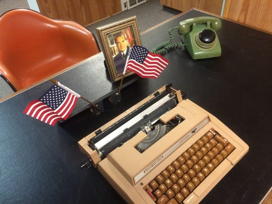 It's a flashback to the '70s at Escape Room South Jersey.