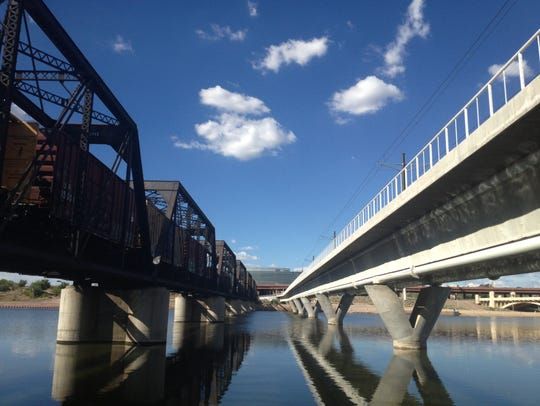 The Salt River Southern Pacific Bridge is significant