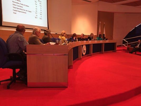 Port Huron City Council April 25, 2016
