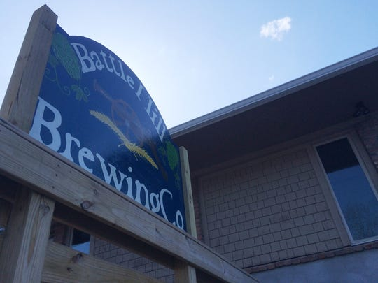 The Battle Hill Brewing Co. is near the intersection of U.S. 4 and New York State Route 149 in Fort Ann.