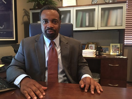 Bobby Collins, executive director of Shreveport's housing