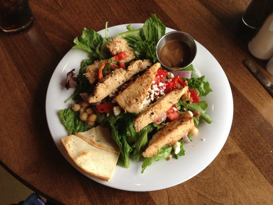 Taziki's Mediterranean Cafe is now open in Hendersonville.