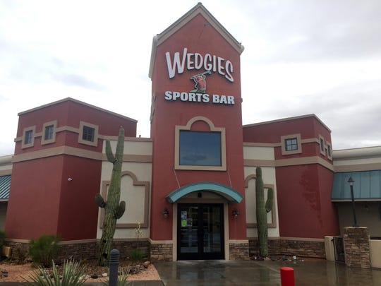Wedgies Sports Bar in Mesquite is a great place to watch a game and enjoy fantastic service.