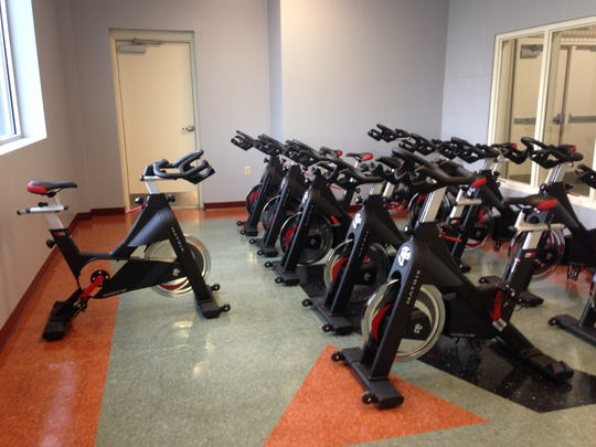 One of the Northwest Gibson County YMCA's new activities will be spinning classes.